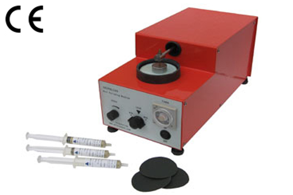 "Mini (3"") Automatic Grinder/ Polisher with Complete Accessories -"