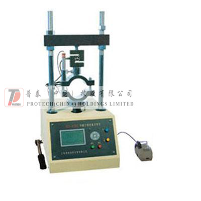 Automatic Marshall  Stability Tester