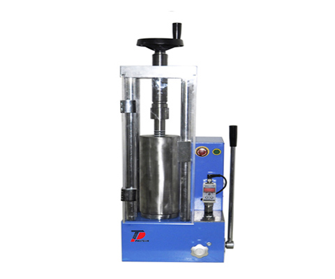 20T Electric Static Powder Press Machine