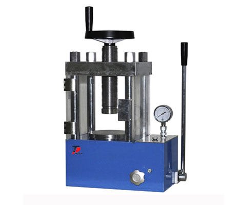 60T protected Manual Powder Press Machine