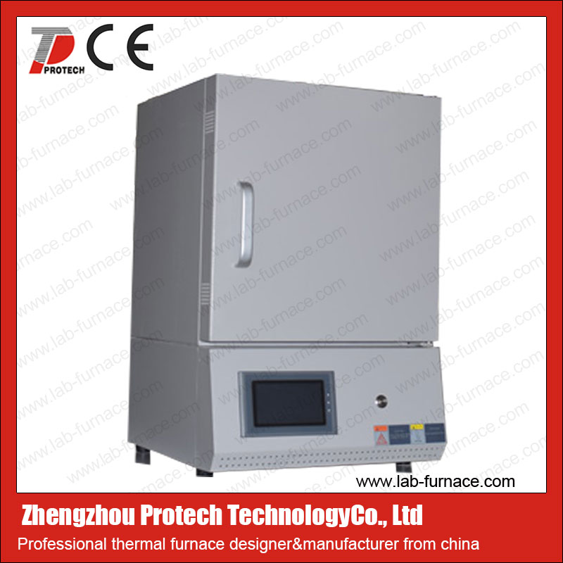 1400C Touch screen Lab Muffle furnace