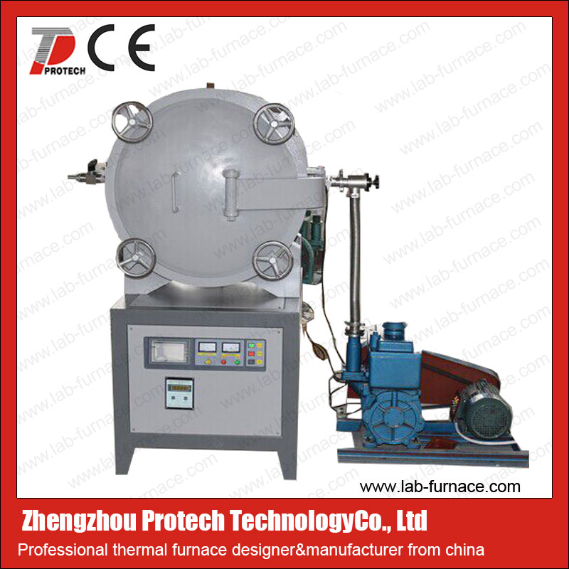 laboratory vacuum heat treatment furnace