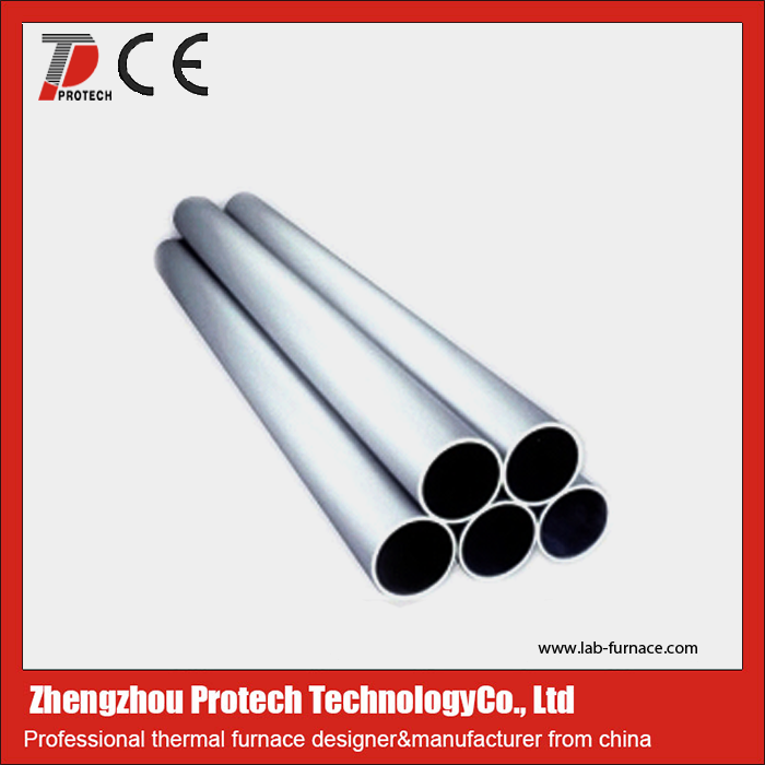 High temperature alloy tube